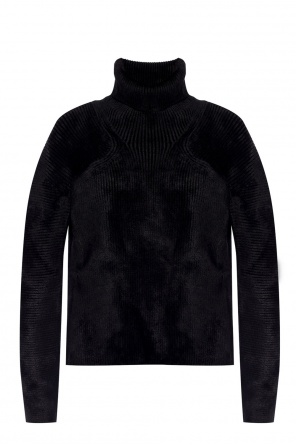 Ribbed turtleneck top od Haider Ackermann