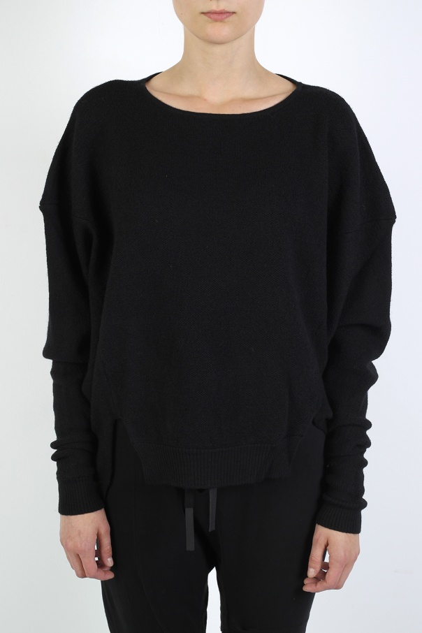 Sweter typu 'oversized' od Lost And Found