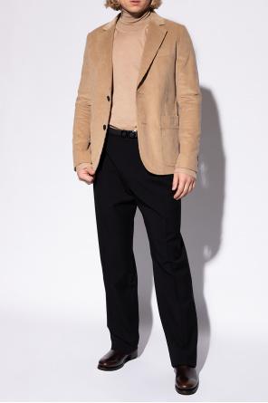 Wool turtleneck sweater od The Row