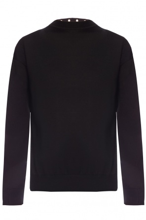 Sheer back sweater od Alexander Wang