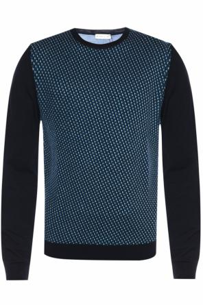 Embroidered sweater od Etro