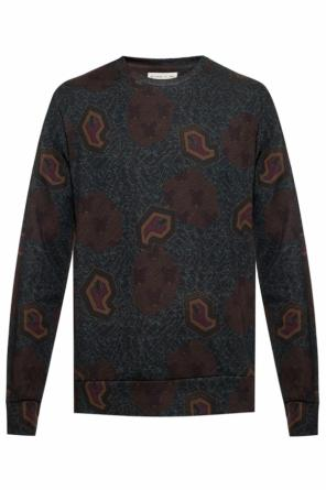 Patterned sweatshirt od Etro