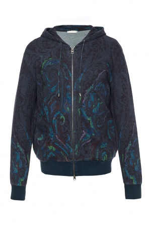 Hooded sweatshirt od Etro
