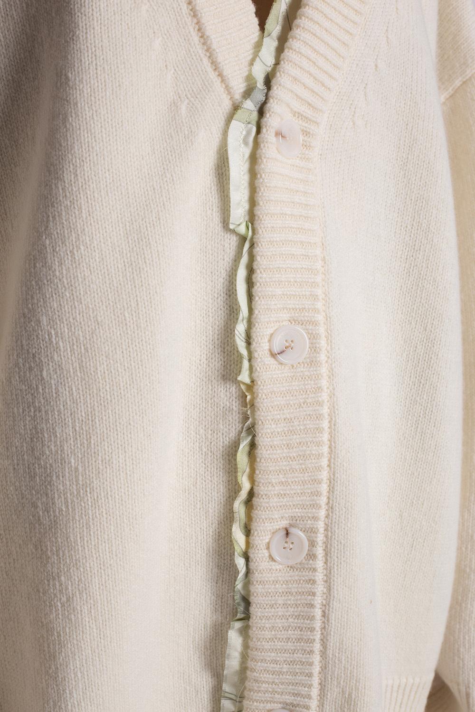 Raf Simons Two-layered cardigan