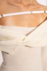 Jacquemus Top with decorative neckline