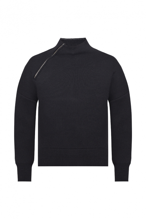Jacquemus Sweater with zip