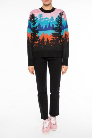 Printed sweater od MSGM