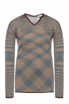 Embroidered sweater od M Missoni