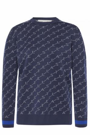 Embroidered sweatshirt od Stella McCartney