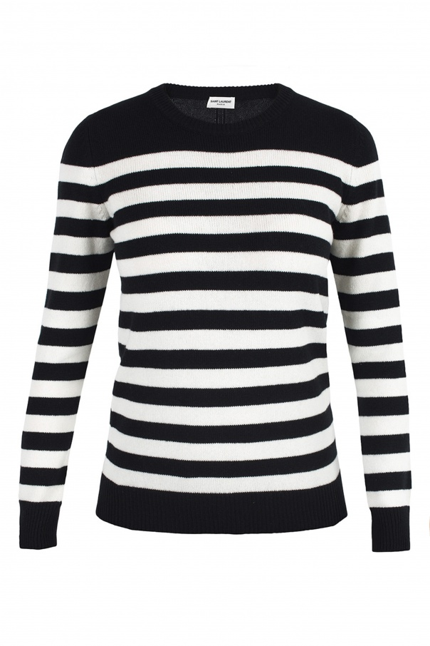 34cdcabebfb0 Striped sweater Saint Laurent - Vitkac shop online