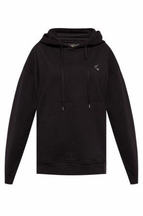 Logo-patched sweatshirt od Vivienne Westwood