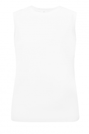 Asymmetrical sleeveless t-shirt od Comme des Garcons Ninomiya
