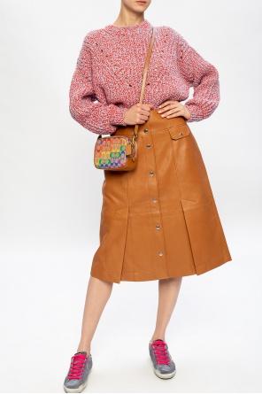 Rib-knit sweater od Coach