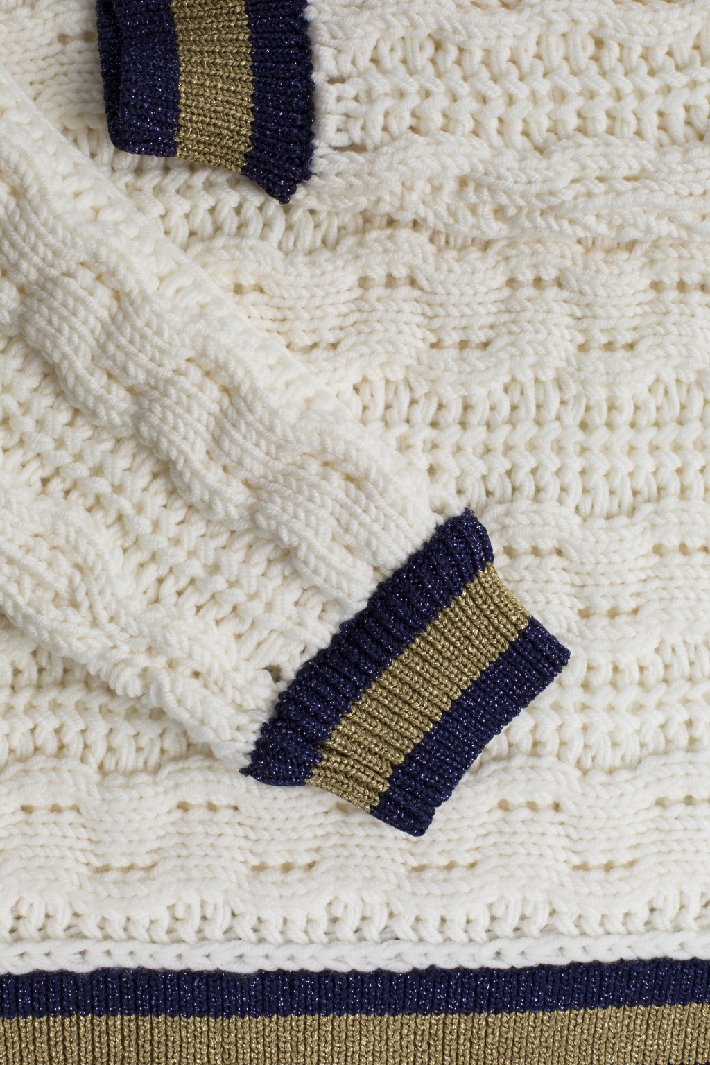 Gucci Kids Turtleneck sweater
