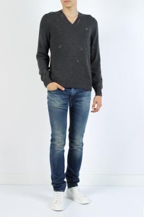 V-neck sweater od Alexander McQueen