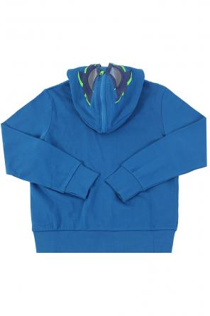 'bandit' sweatshirt od Stella McCartney Kids