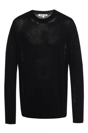 Sweater with zippers od McQ Alexander McQueen