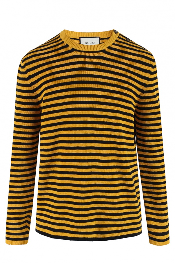 21651434 Striped sweater Gucci - Vitkac shop online
