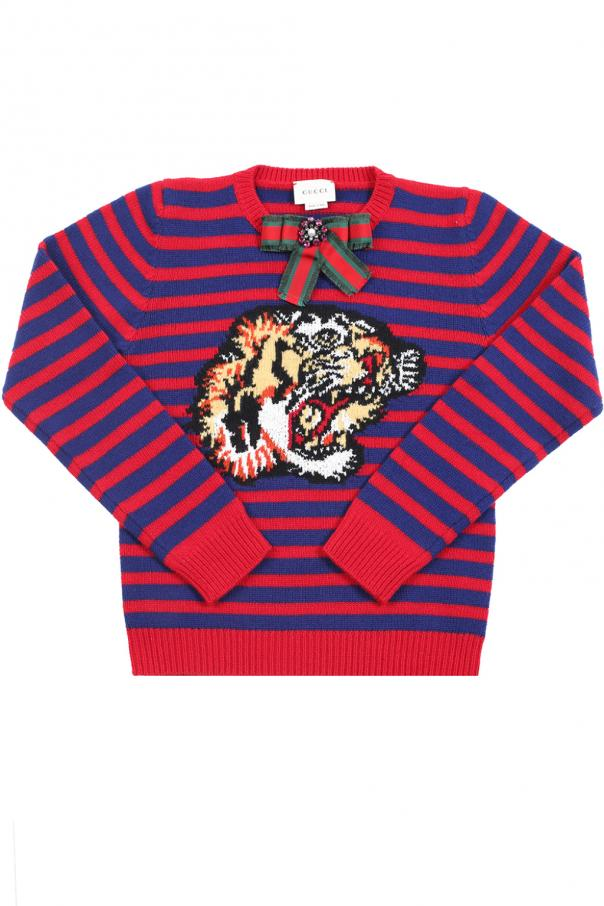 4ded15a3 Striped sweater Gucci Kids - Vitkac shop online