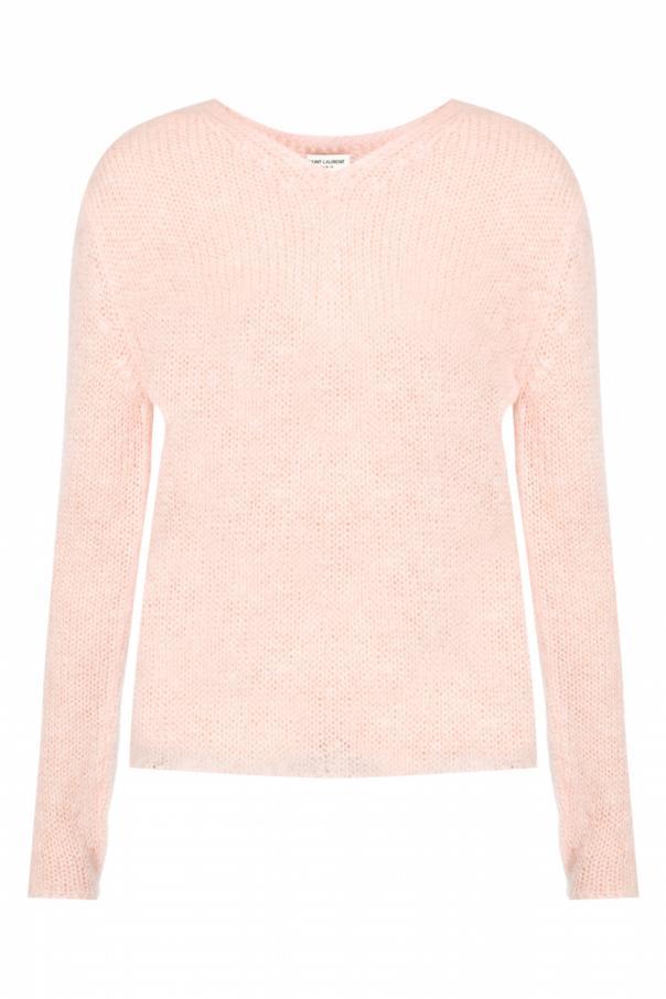 3098e9593e70f Mohair sweater Saint Laurent - Vitkac shop online
