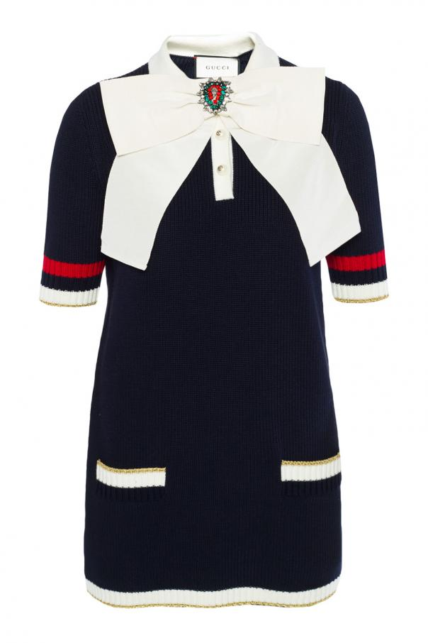 df737535498 Appliqued sweater Gucci - Vitkac shop online