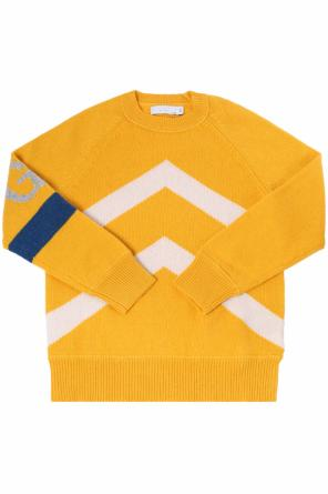 Patterned sweater od Stella McCartney Kids