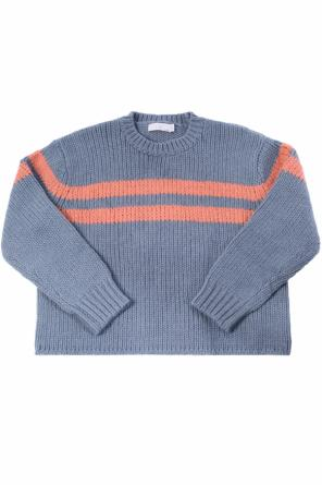 Pleciony sweter od Stella McCartney Kids