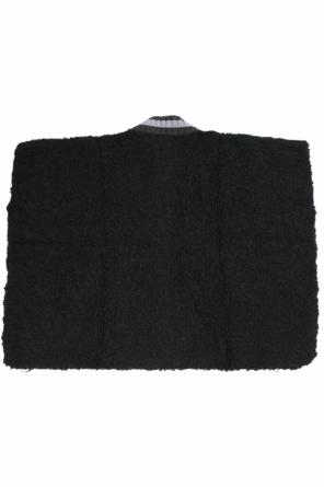 Snap fastening poncho od Stella McCartney Kids