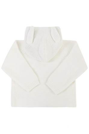 Ear motif sweater od Stella McCartney Kids
