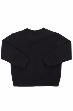 Swan motif sweatshirt od Stella McCartney Kids