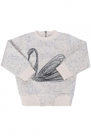 Embellished sweatshirt od Stella McCartney Kids