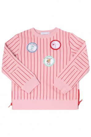 Striped sweatshirt od Stella McCartney Kids
