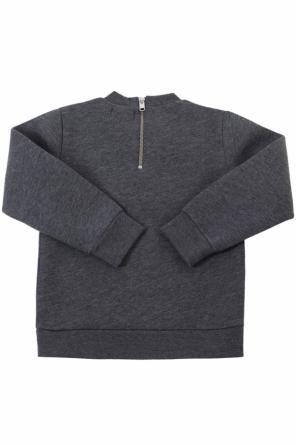 Sweatshirt with zipper od Stella McCartney Kids