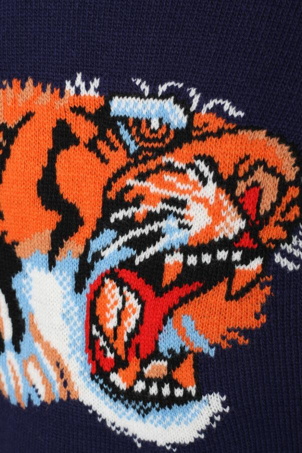 Tiger head sweater od Gucci