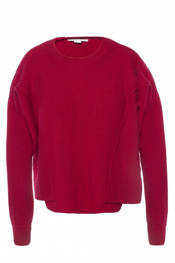 Oversize ribbed sweater od Stella McCartney