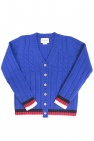 Wool cardigan od Gucci Kids