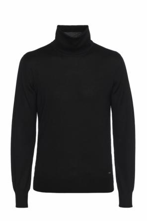 Turtleneck sweater od Saint Laurent
