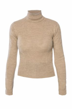 Cropped turtleneck sweater od Stella McCartney
