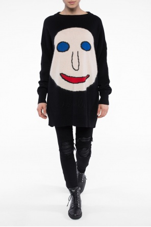 Oversize sweater od Christopher Kane