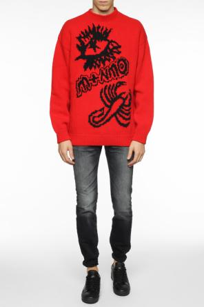 Embroidered sweater od Stella McCartney