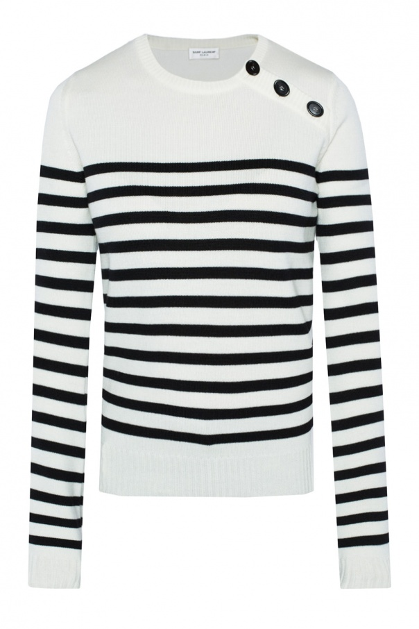 158e5c40d47db Striped sweater Saint Laurent - Vitkac shop online