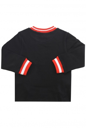 Sweatshirt with slits od Stella McCartney Kids