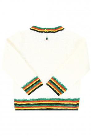 Sewn sweater od Stella McCartney Kids