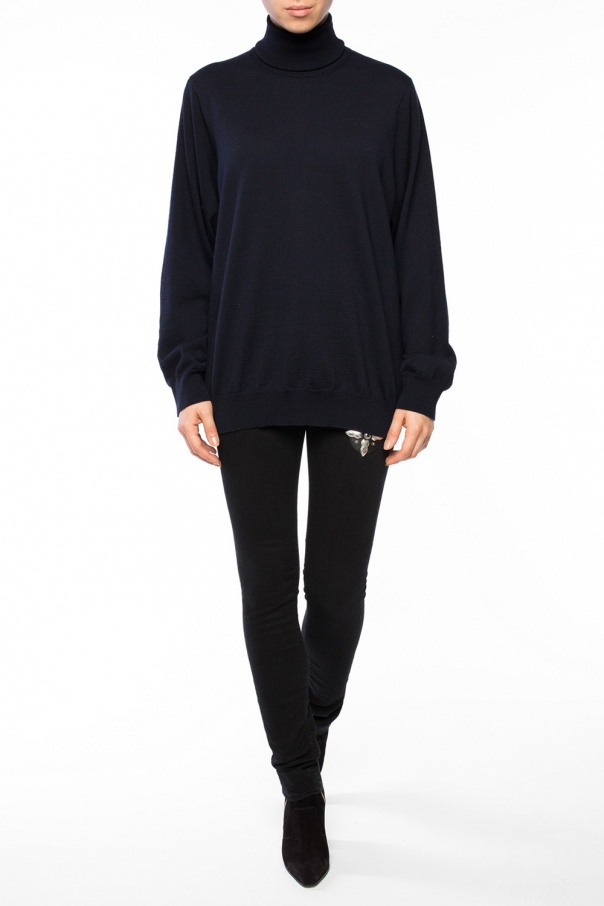 Oversize turtleneck sweater od Stella McCartney