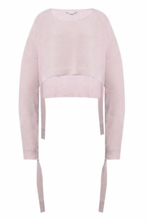 Asymmetrical sweater od Stella McCartney