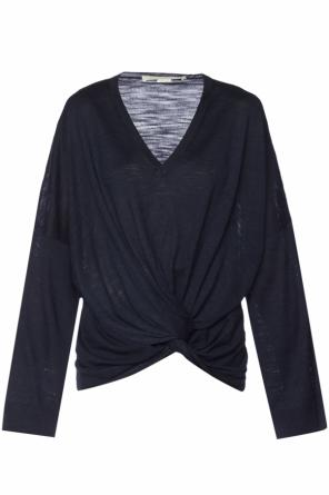 Sweater with crinkle od Stella McCartney