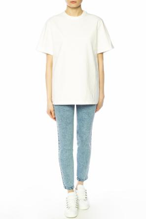 T-shirt with embroidered pattern od Stella McCartney