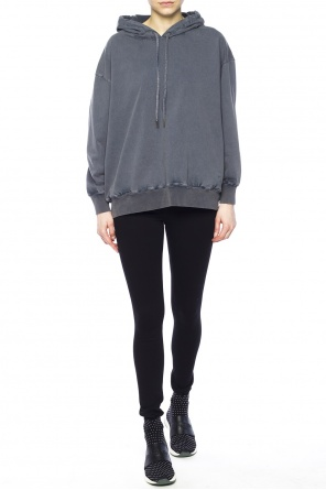 Sweatshirt with embroidered star od Stella McCartney