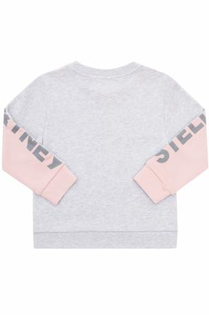 Logo-printed sweatshirt od Stella McCartney Kids