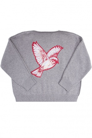 Patched cardigan od Stella McCartney Kids